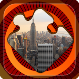 Magic Puzzles: Big City Life