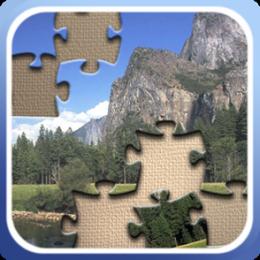 Yosemite Jigsaw