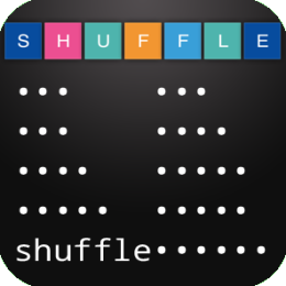 Shuffle: The funny, speedy word finding game