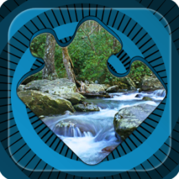 Magic Puzzles: World Greatest Rivers