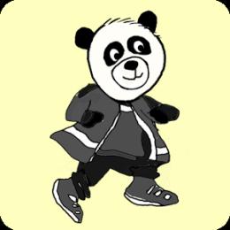 Run, Panda, Run