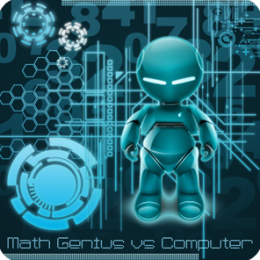 Math Genius vs Computer