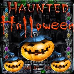 Haunted Halloween - Vegas Video Slot Machine