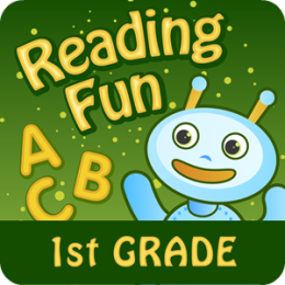Reading Fun 1st Grade HD