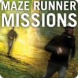 Product Image. Title: Maze Runner Missions
