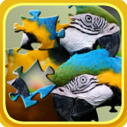 Tropical Birds Jigsaw