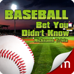 Baseball-Bet You Didn't Know
