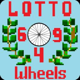 Lotto 6/49 Wheels