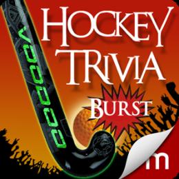 Hockey Trivia Burst