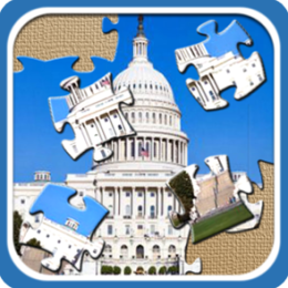 Washington DC Jigsaw