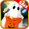 Trick or Treat Candy Drop Halloween Kids App Tilt Game