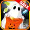 Trick or Treat Candy Drop Halloween Kids App Tilt Game