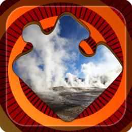 Magic Puzzles: Hot Springs