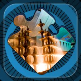 Magic Puzzles: Fountain
