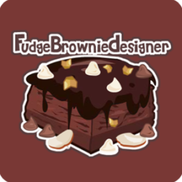 Fudge Brownie Designer