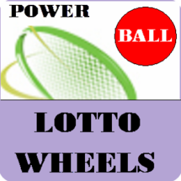 Power Ball Lotto Wheels