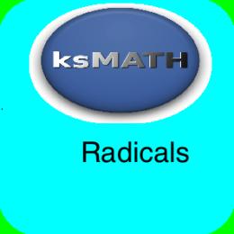 Algebra 1 - Radicals