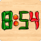Veggie Clock - Timer, Alarm Clock App, Live Wallpaper: Cute & Fun - now with Christmas mode