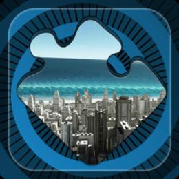 Magic Puzzles: Tsunami