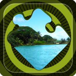 Magic Puzzles: Holiday on Hawaii