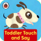 First Words: Toddler Touch and Say