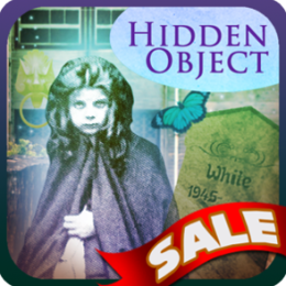 Hidden Object - Where Ghosts Dwell HD+