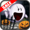 Halloween Ghost Kaboom Kids App Tilt Game
