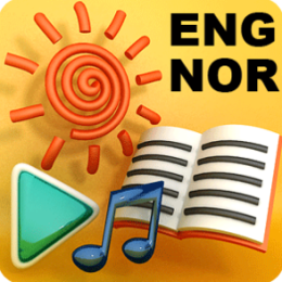 English - Norwegian Talking Phrasebook