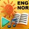English - Norwegian Talking Phrasebook