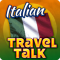 Italian Travel Talk - Speak & Learn Now! Includes Audio Phrasebook, Flashcards & Essential Words