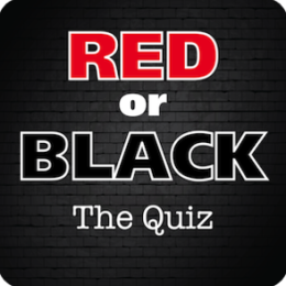 Red or Black: The Quiz