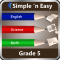 Complete Grade 5 (Math, English, Science) by WAGmob