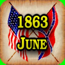 American Civil War Gazette - Extra - 1863 06 - June