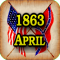 American Civil War Gazette - Extra - 1863 04 - April