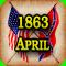 American Civil War Gazette - Extra - 1863 04 - April