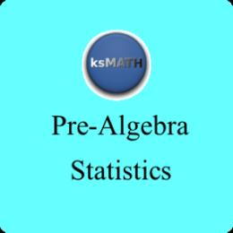 Pre-Algebra - Statistics