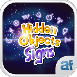 Hidden Objects Signs