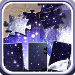 Moon Jigsaw and Slider