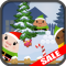 Funny Santas Elf Snowball Fight Christmas Kids Game