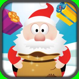 Fun Santa Christmas Presents Tilt Kids Game