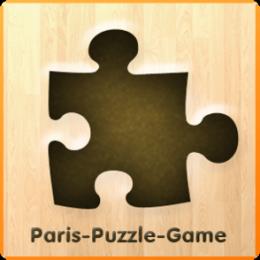 Paris Puzzle Game