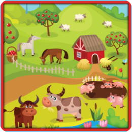 Cute Farm Live Wallpaper