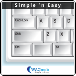 Keyboard Shortcuts for Windows 8 by WAGmob