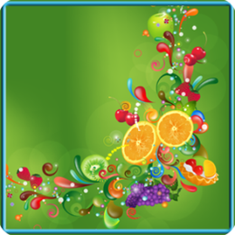 Fruit Splash Live Wallpaper