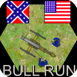 Wargame 1st Bull Run 1861