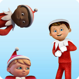 Find the Elves- Elf on the Shelf- Christmas Game