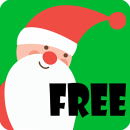 Free Kids Christmas Pattern Game