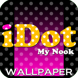 iDot My Nook! - Polka Dot Wallaper, Backgrounds, & Designs