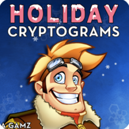 Holiday Cryptograms by Puzzle Baron, Volume 4