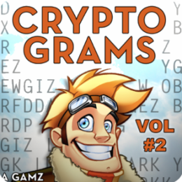 Cryptograms by Puzzle Baron, Volume 2
